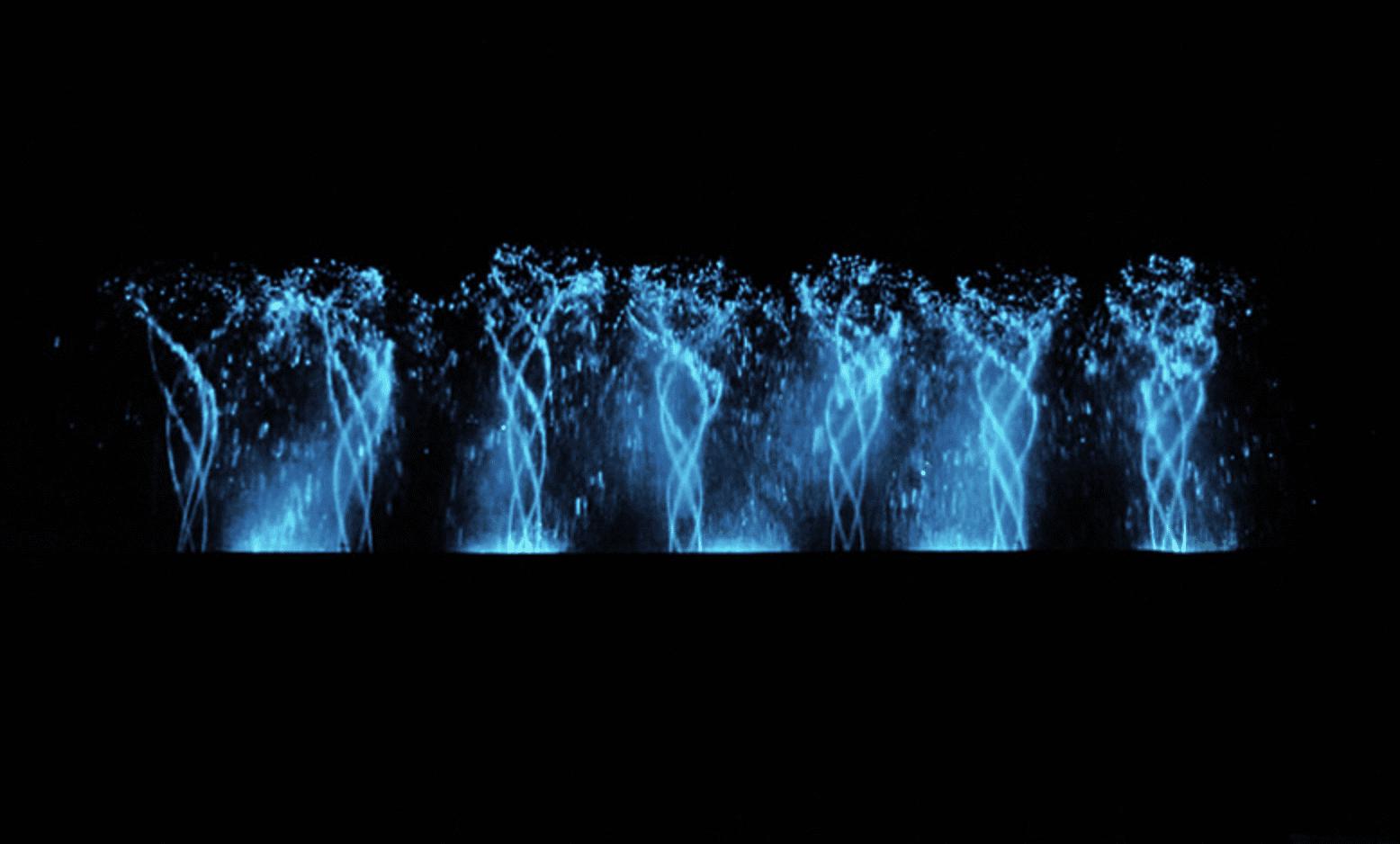 fontane danzanti