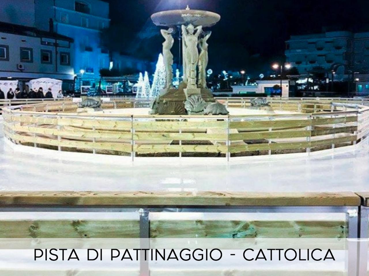 pista di pattinaggio - Cattolica
