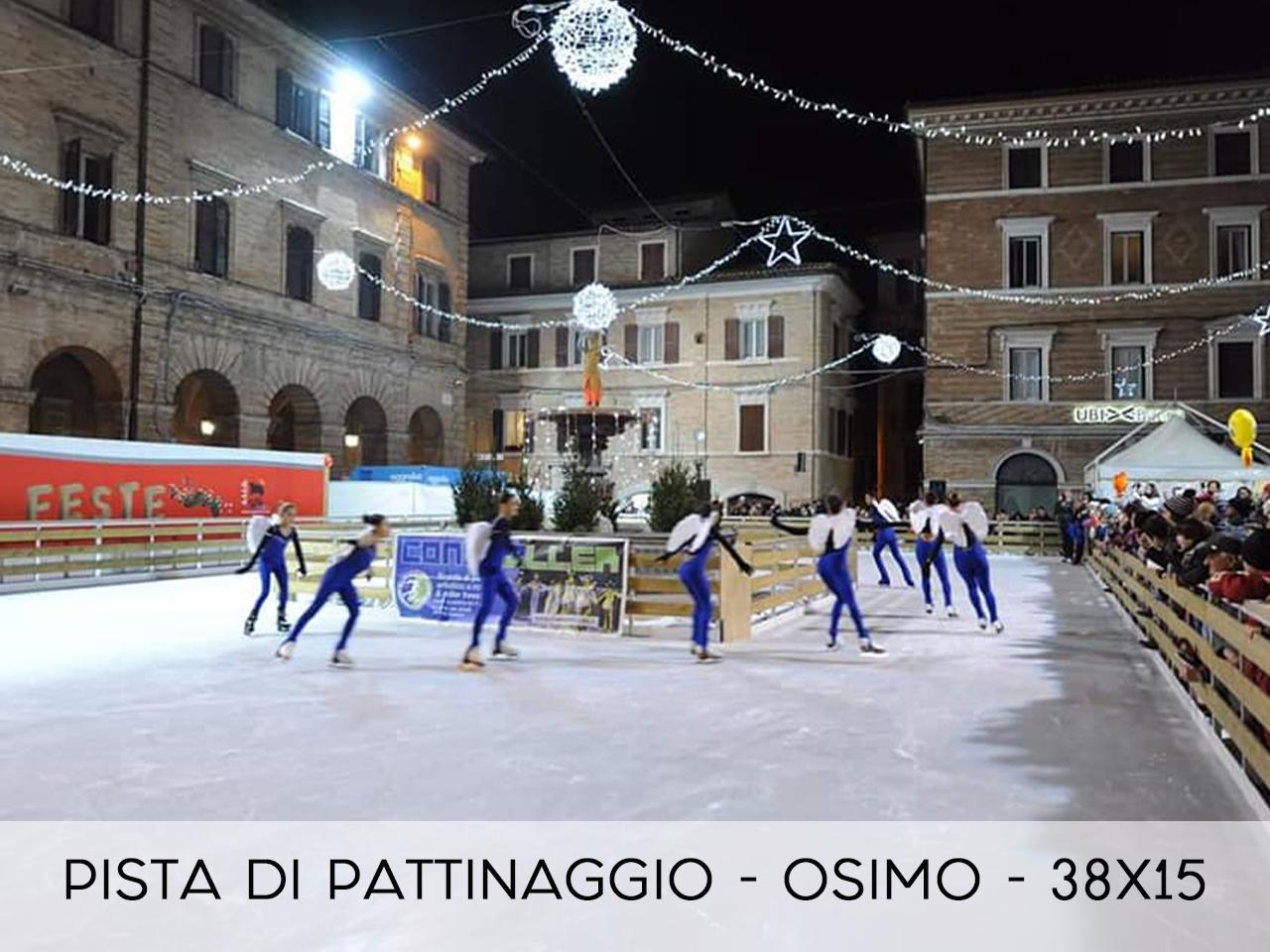 pista di pattinaggio - Osimo - 38x15